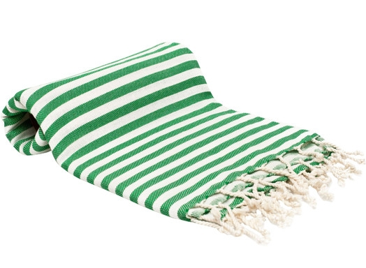 Striped Turkish Towel on the Weekly Edit