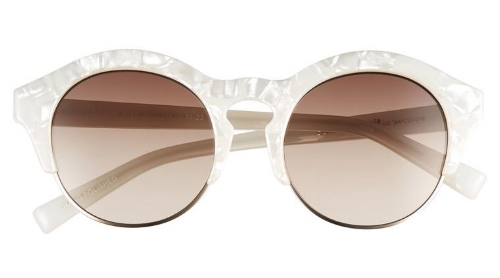 Marbled Sunglasses on the Weekly Edit