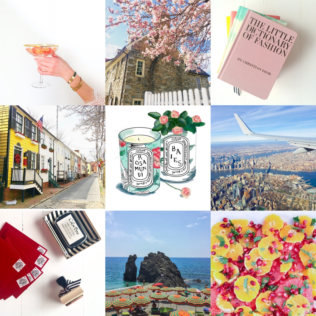 Instagram Lately: March 2017