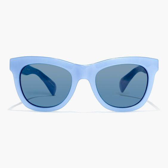 Pearl Blue Sunglasses on the Weekly Edit