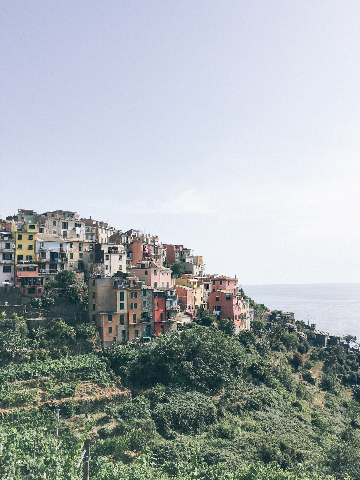 How (Not) to See Cinque Terre, Italy in One Day   You just can't see all five towns on a day trip! But with this guide of the best things to do (from beaches and hiking paths to food and views), you can plan your own perfect Cinque Terre itinerary - for one, two, or three days. #italy #cinqueterre #daytrip