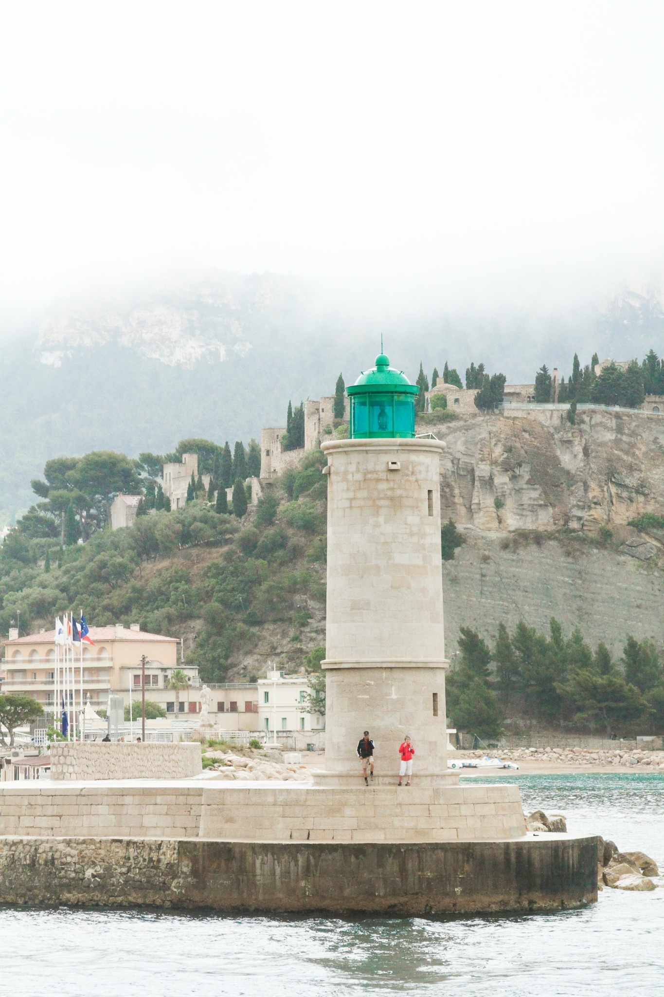 Lighthouse in Cassis, France #mfrancisdesigntravels