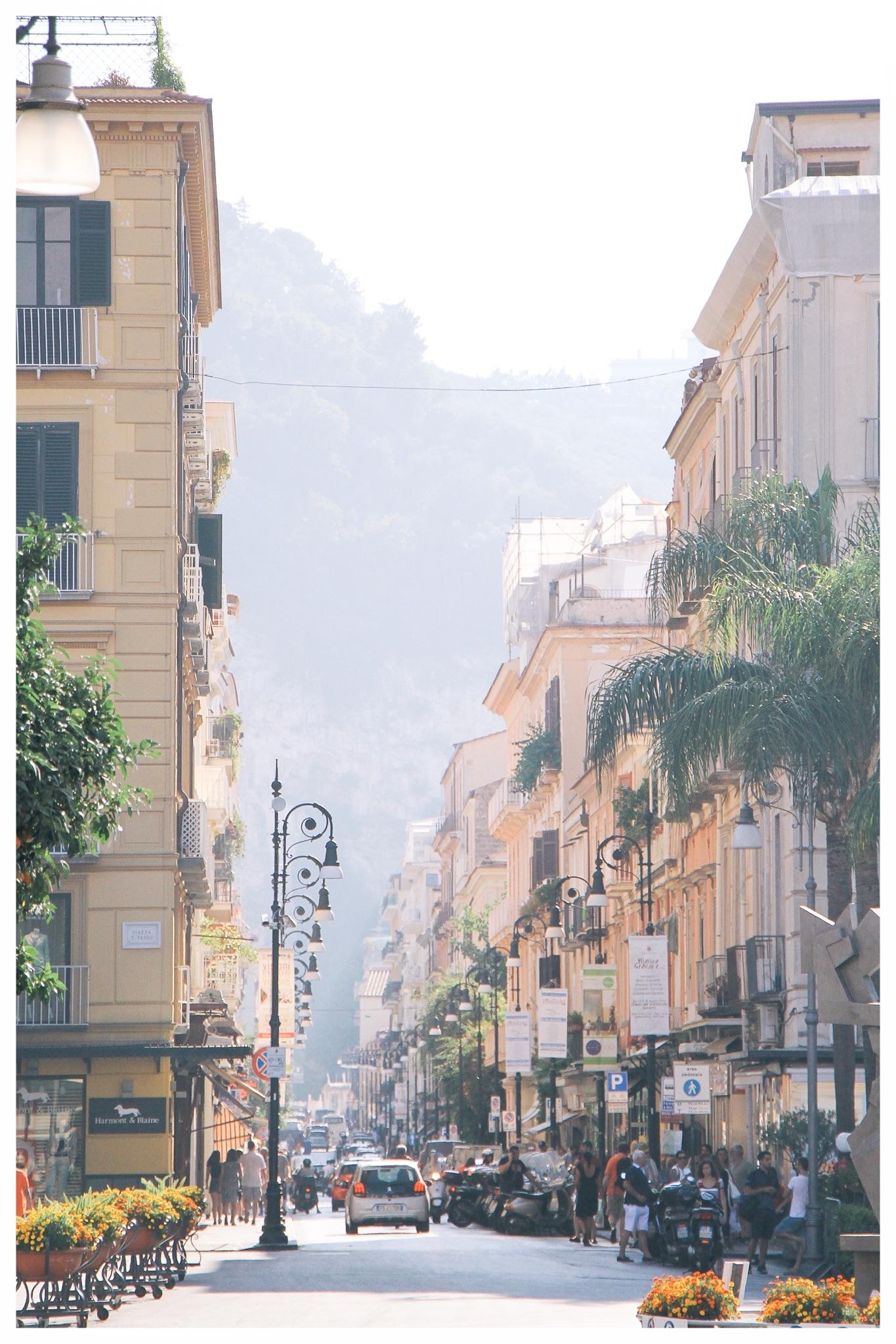Amalfi Coast Travel Guide by Monica Francis Design
