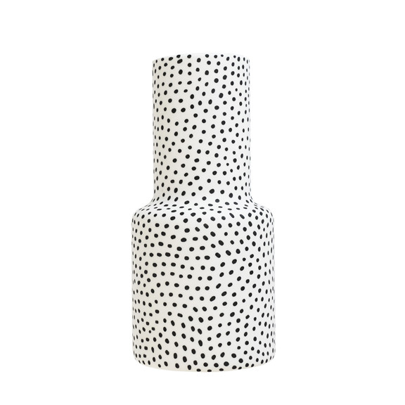 Granite Spotted Vase