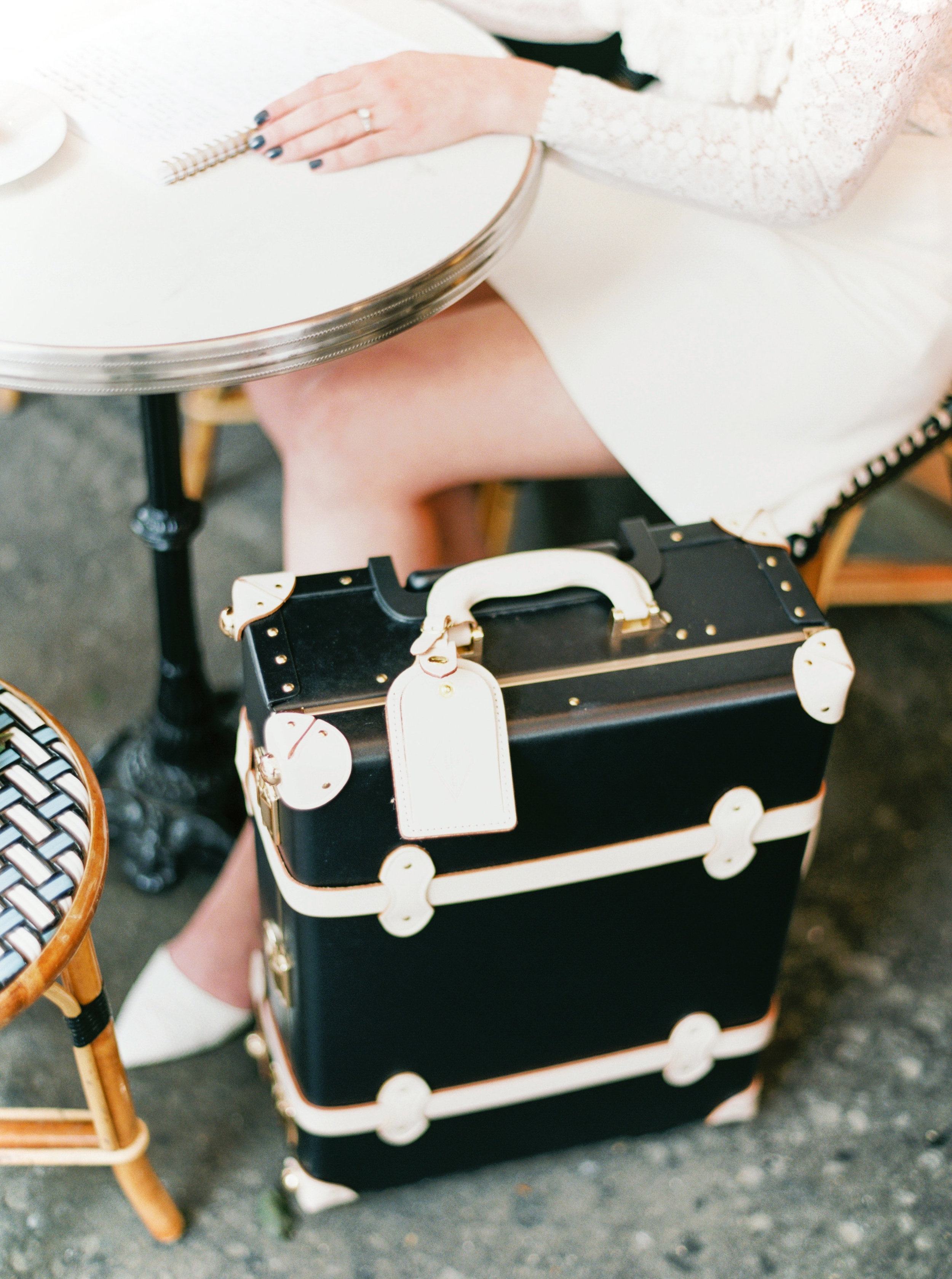 The Best Luggage for Traveling in Style | Chic suitcases for fashionable travel, with cute luggage sets and the prettiest suitcase options online. | Because luggage with personality is always more fun than another black roller bag!