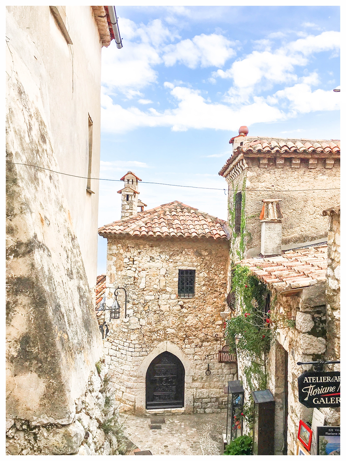 A Day Trip to Èze: The Most Charming Hilltop Village on the French Riviera | Things to do, from shopping and exploring the Jardin Exotique to visiting the best hotels and restaurants. | Èze, France Travel Guide