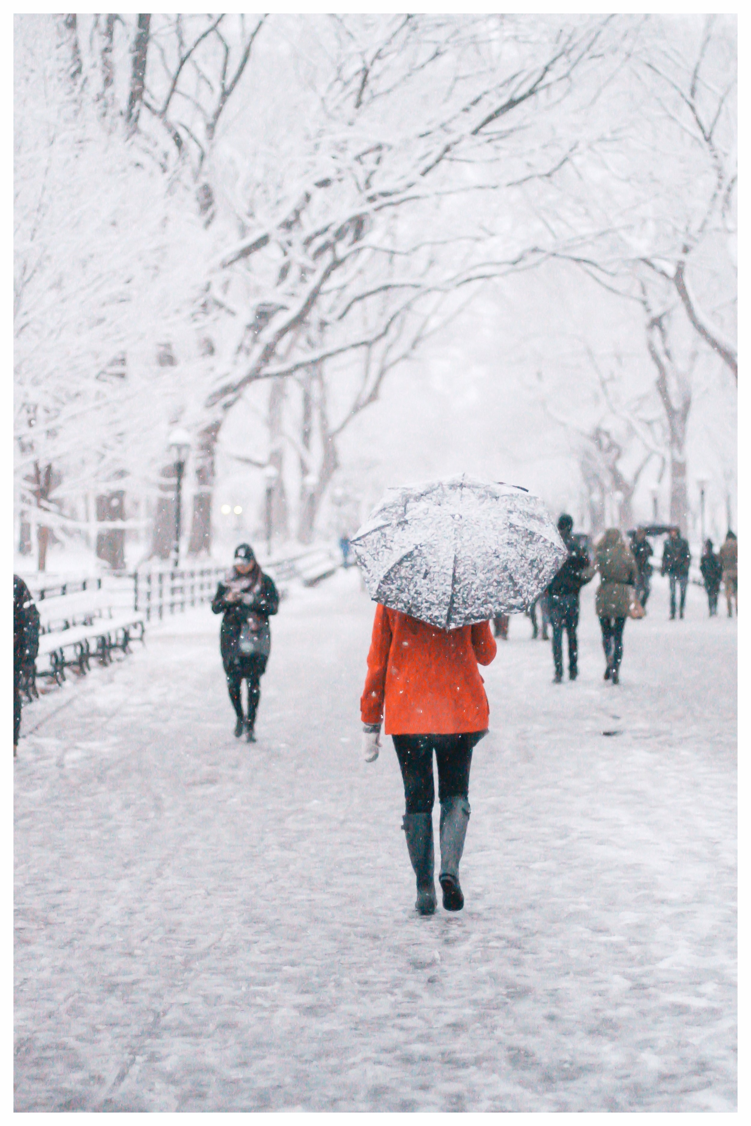 How to Plan a Magical Christmas Trip to New York City | The best things to do in the city during the holidays, from exploring Central Park and West Village streets to finding the best foods and coziest restaurants. Complete with a map of the best lights and window displays, outfit ideas, what to pack, and how to dress for the cold.