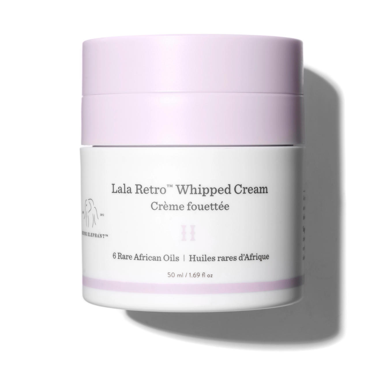 Drunk Elephant Lala Retro Whipped Face Cream