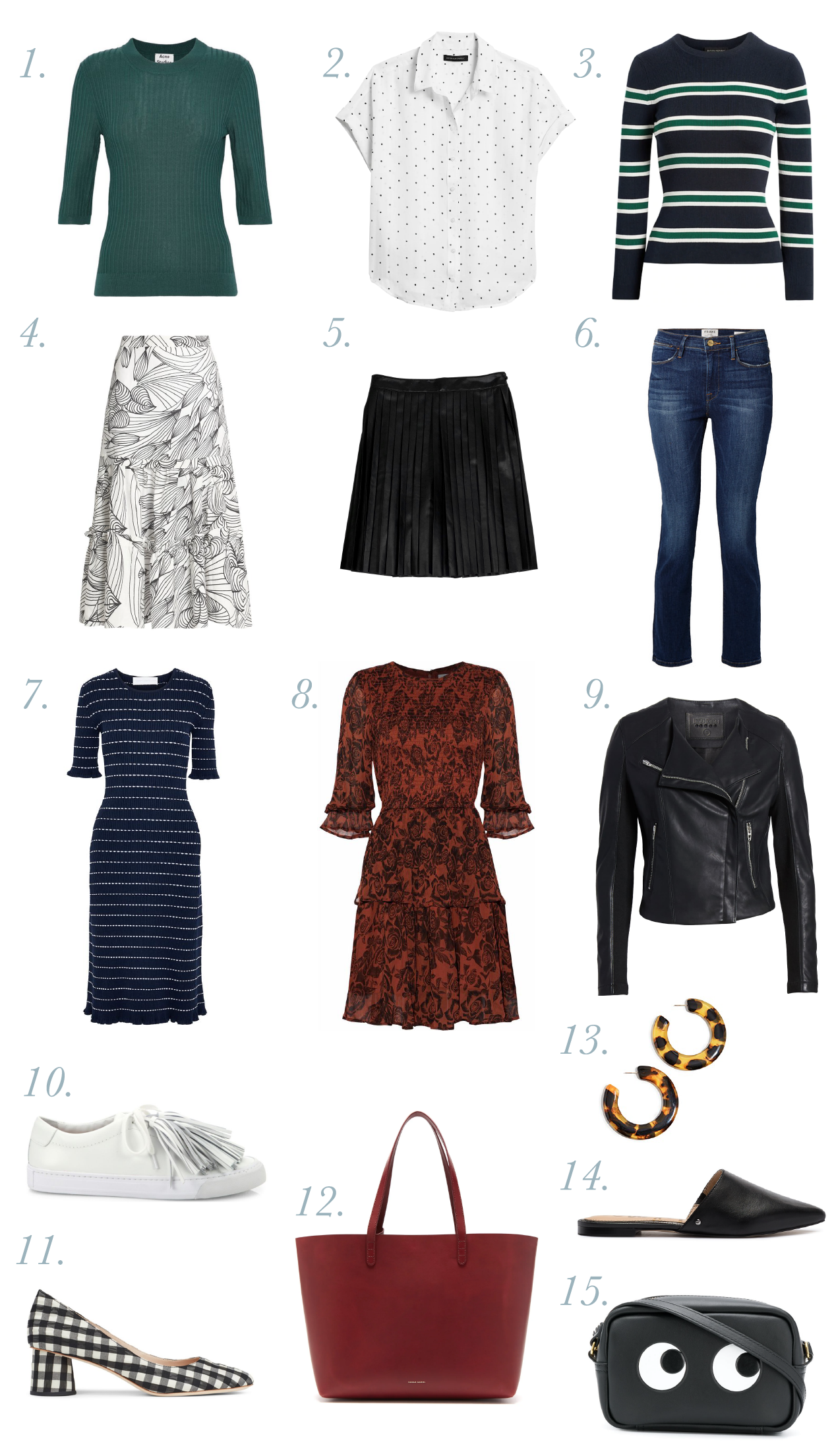 How to Pack Light for Europe in the Fall | Packing a fall travel capsule wardrobe is one of my favorite ideas for creating mix-and-match outfits from your closet. Whether you're traveling for ten days or ten weeks, this travel capsule guide will help you travel light and feel stylish on your next trip. #travelcapsulewardrobe #packinglight #travelinstyle