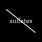 no sulfates
