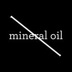 no mineral oil