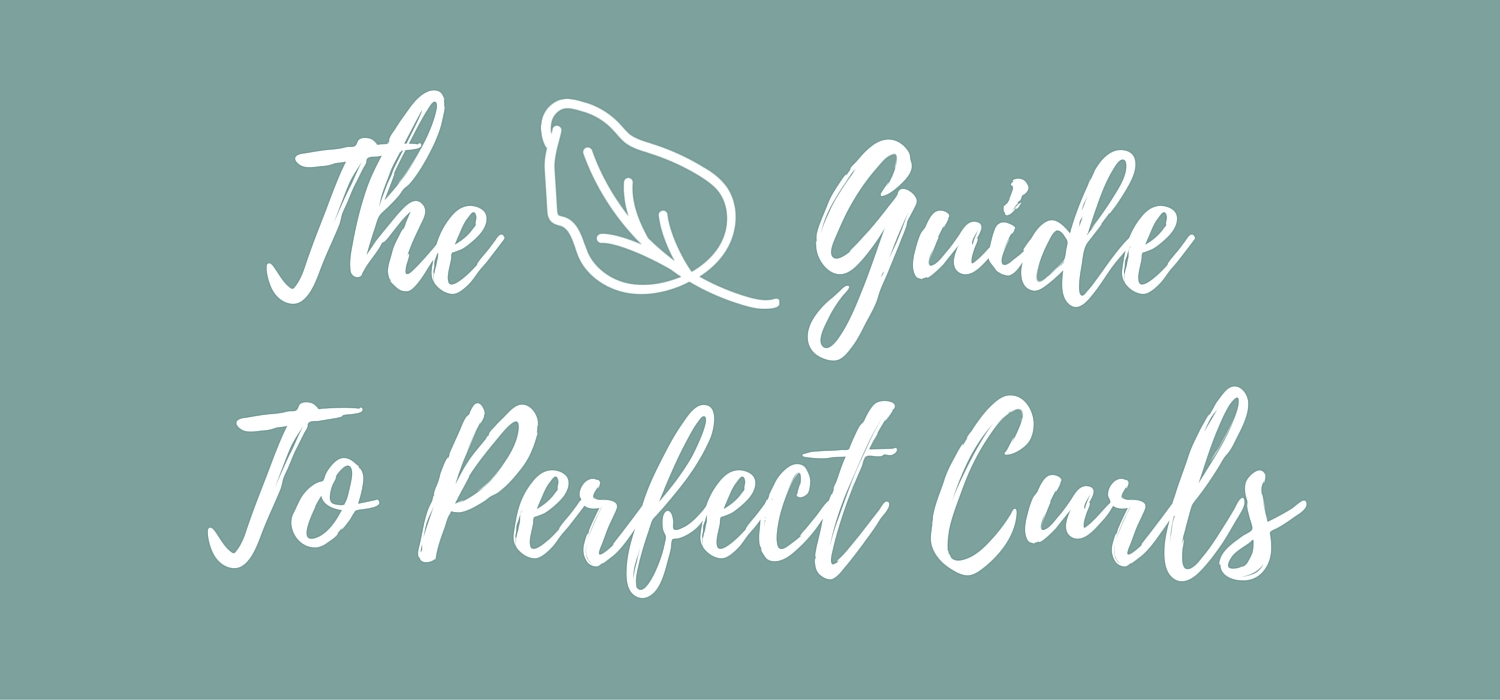 the espinache guide to perfect curls -