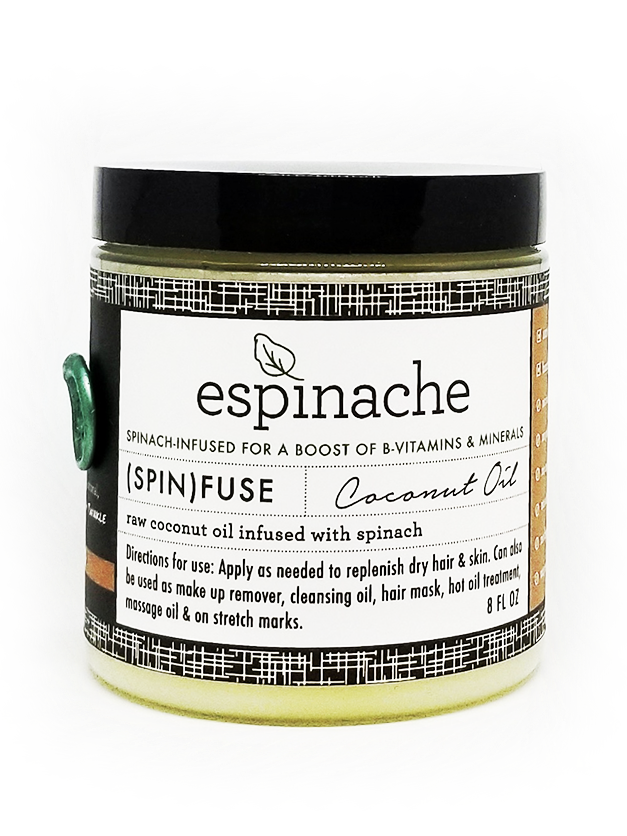 THE ULTIMATE HAIR & SKIN FOOD - This is your all-purpose, do-all product for hair and skin. Dryness? Flakes? Irritation? Stretchmarks? Frizz? Split ends? Flyaways? No more.