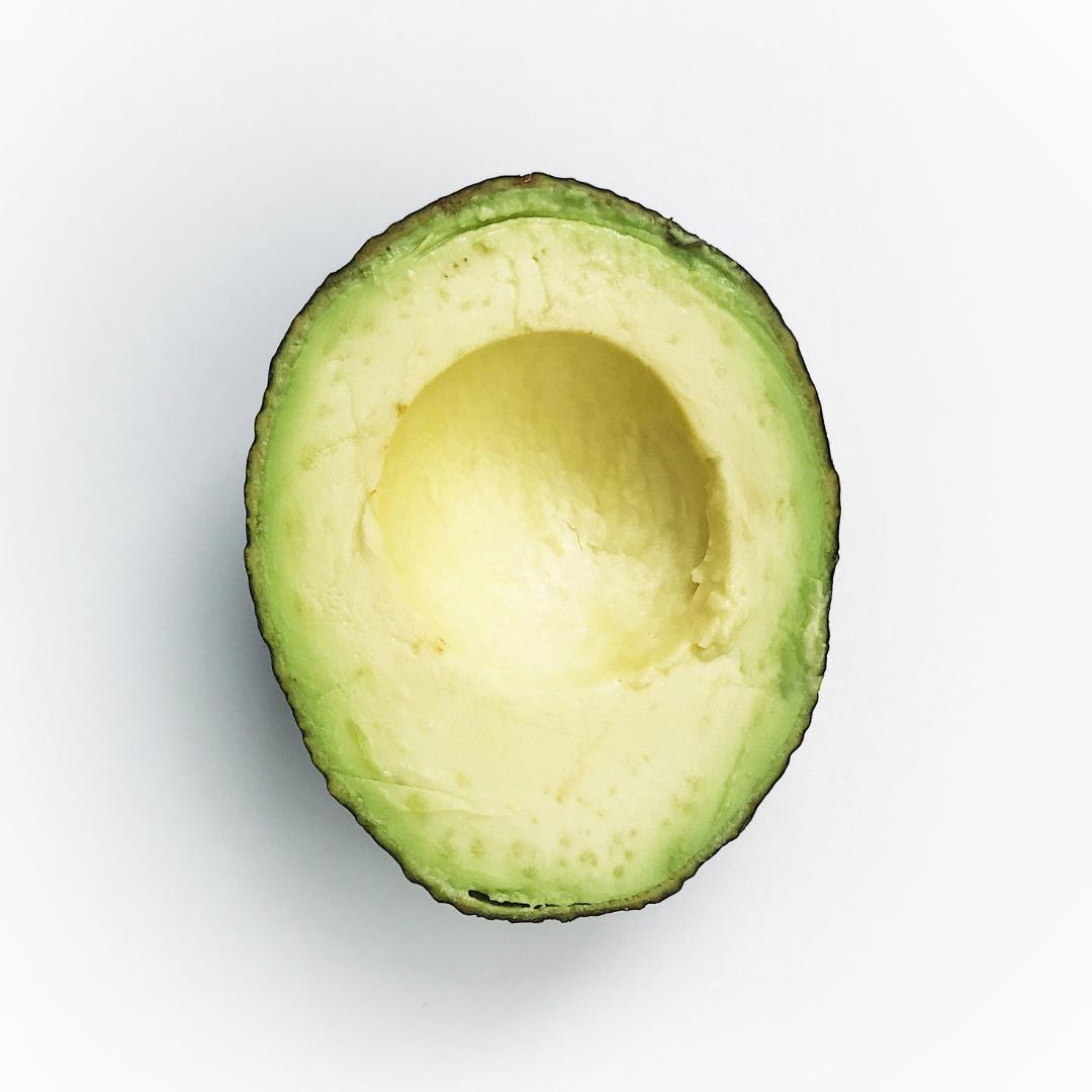 Avocado Oil Nutrient Profile - omega-6, 3 and 9 fatty acidspotassiumluteinmagnesiumlecithinfolatephytosterolsantioxidantsfatty alcoholsvitamin A , D and E