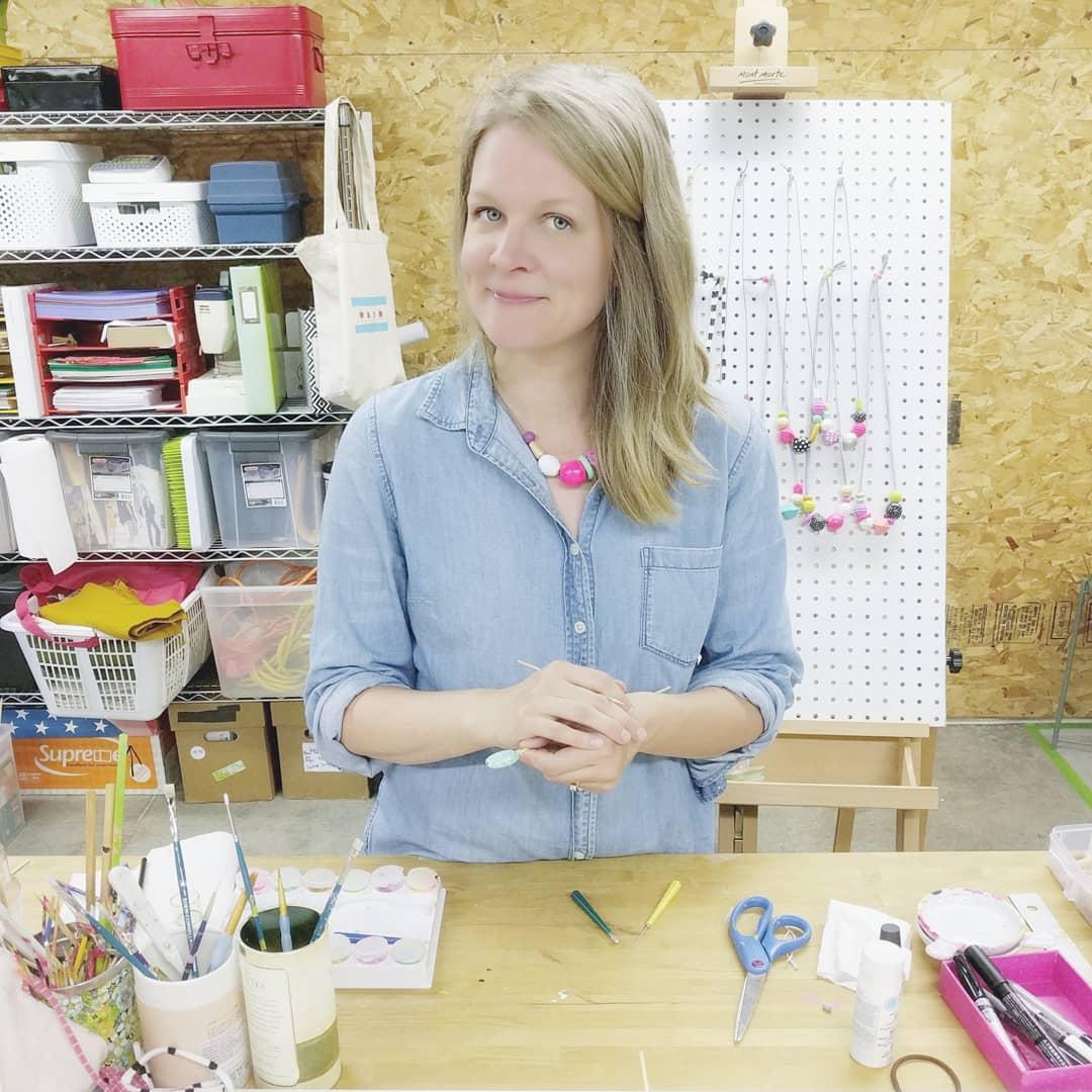 Katie Gebely Studio #happydaybeads