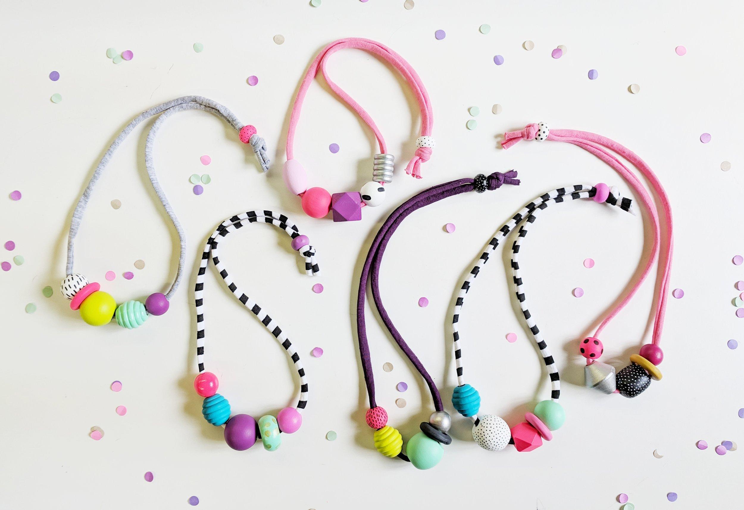 Happy Day Beads - Kids! www.katiegebely.com