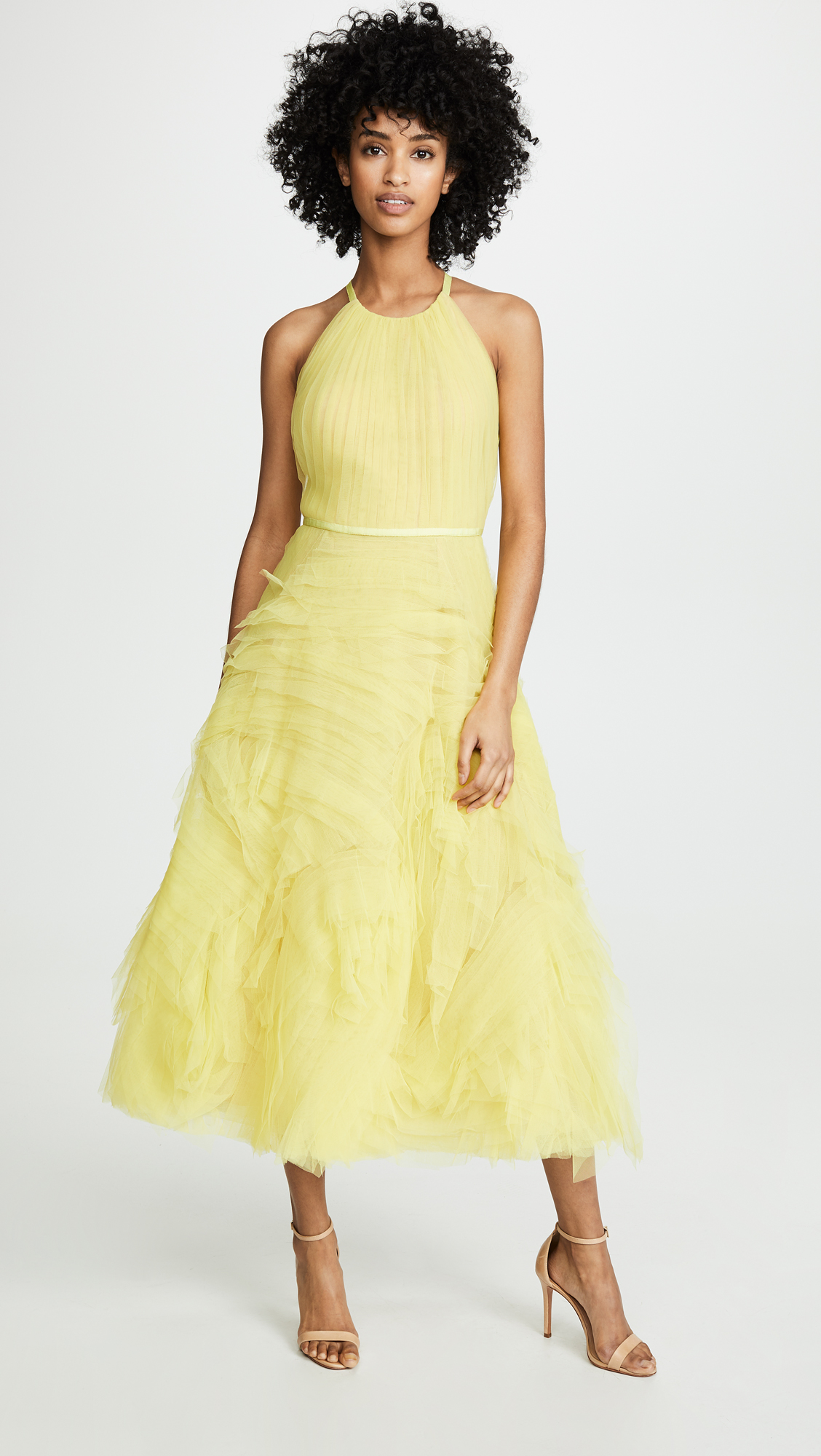 A Stunning Gown - Because why not?! This dress immediately makes me think of Belle in her gorgeous yellow gown. It's the perfect piece for any special occasions you may have this summer, and it will truly make you feel like the Belle of the ball!
