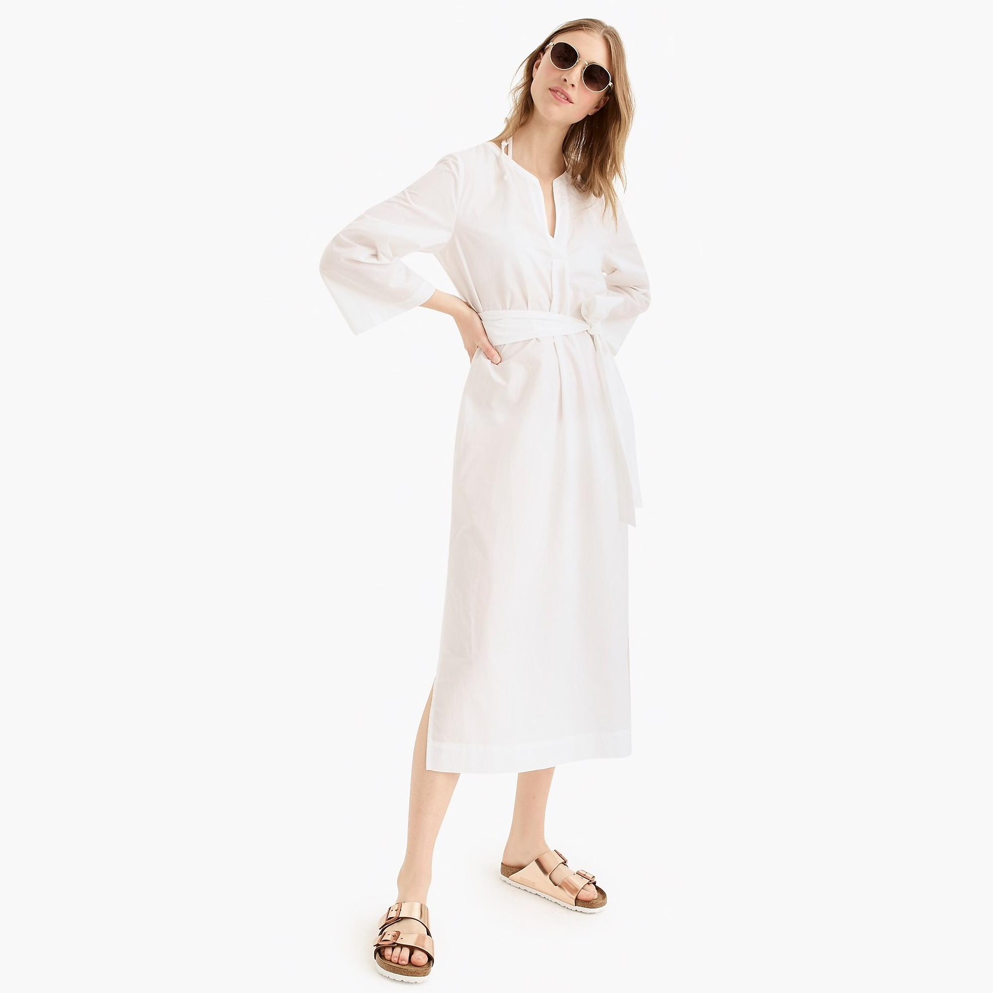 A beach tunic -