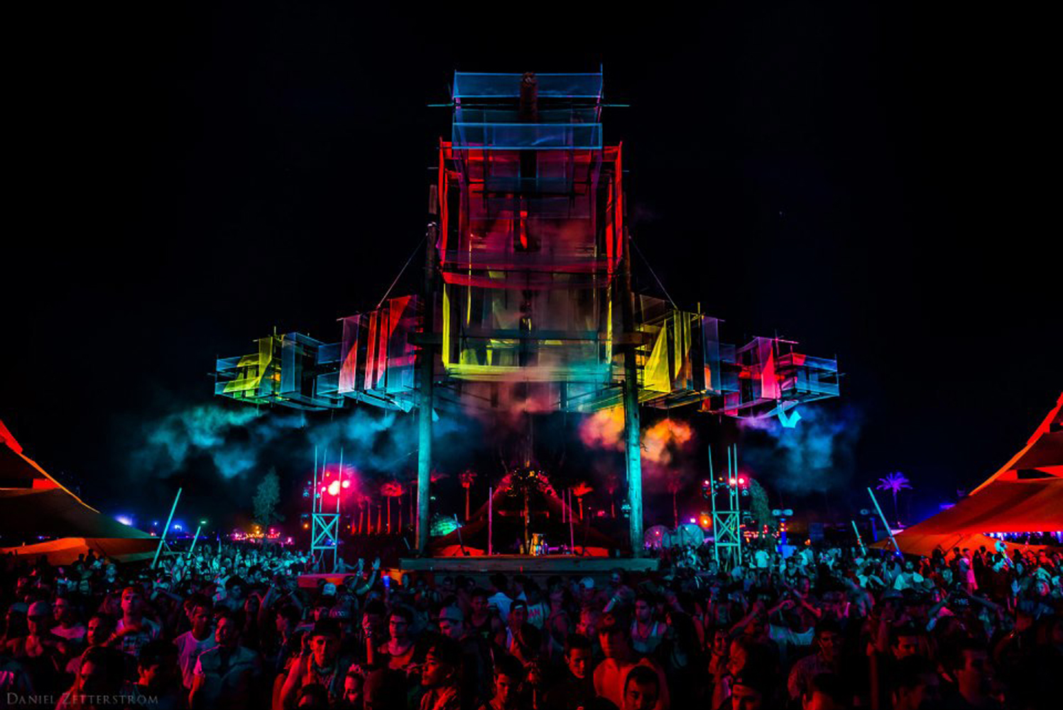 The DoLab at Coachella 2013