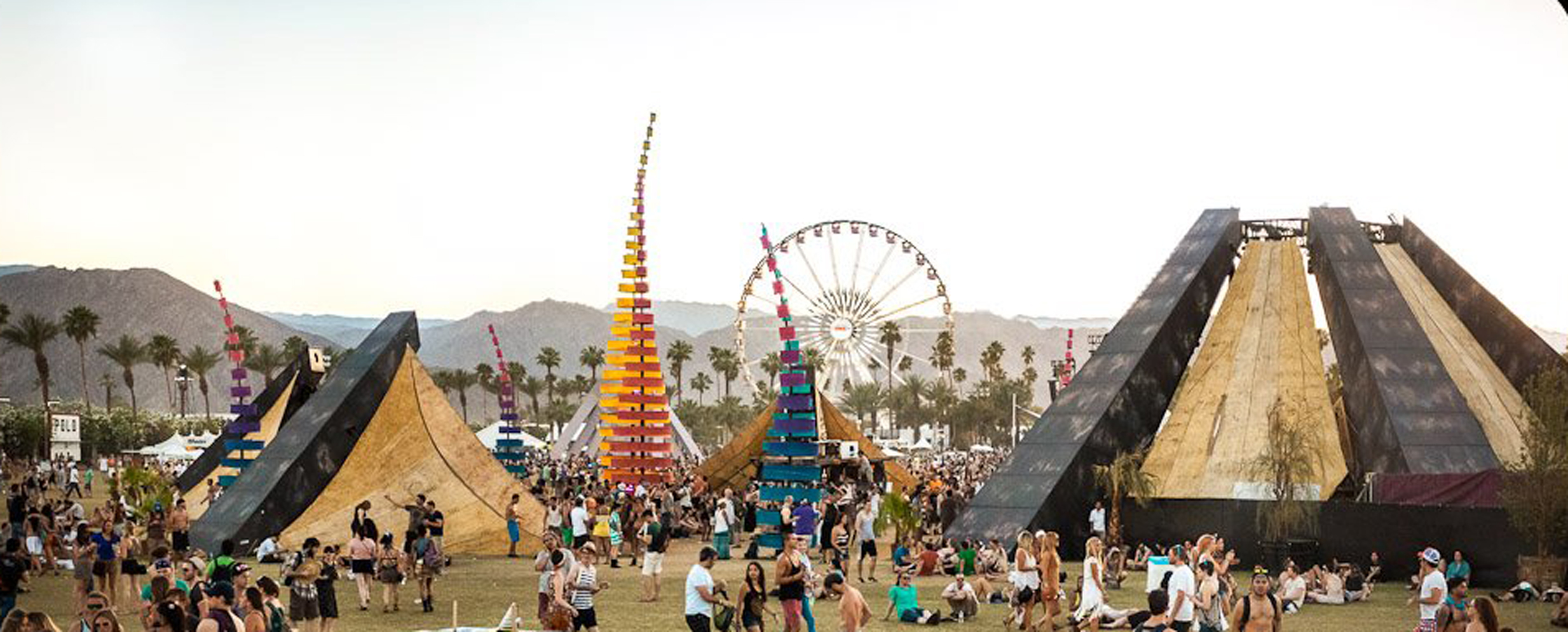 The DoLaB at Coachella 2012
