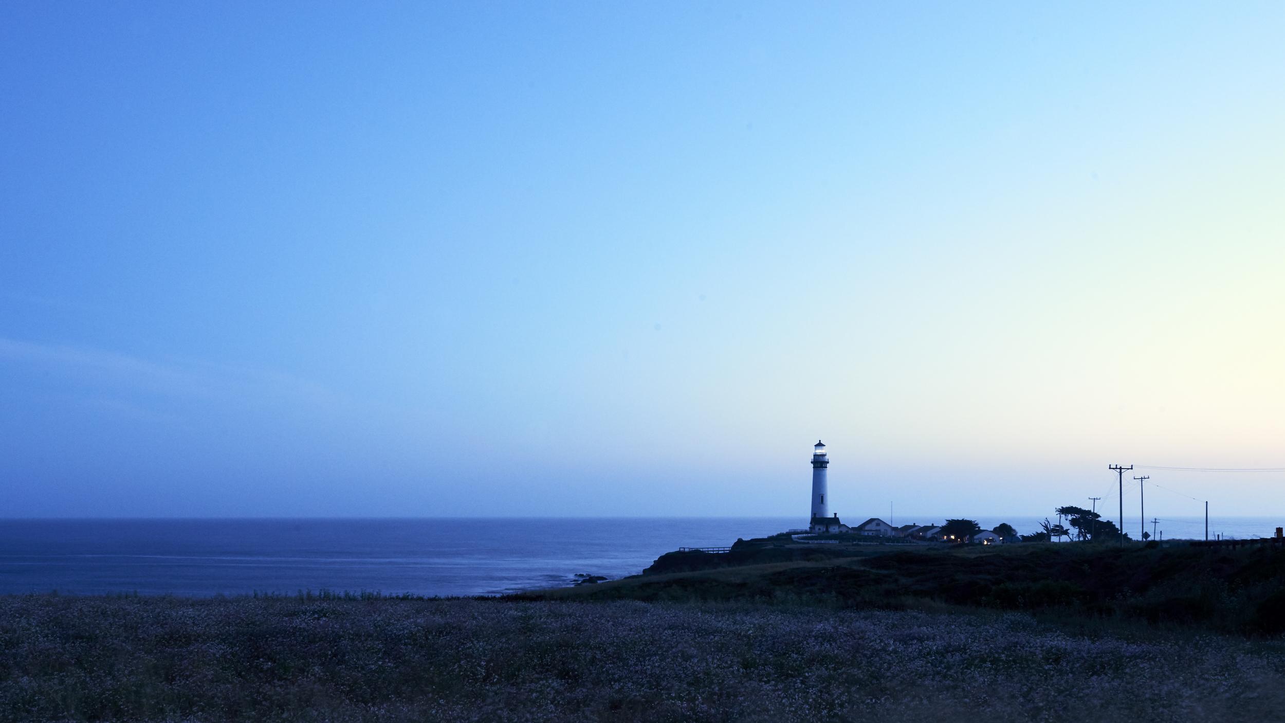 Pigeon-Point-Lighthouse-Pescadero-Dusk