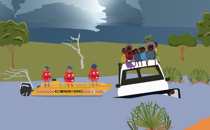 Flood Safety  - Client: NT Emergency Services