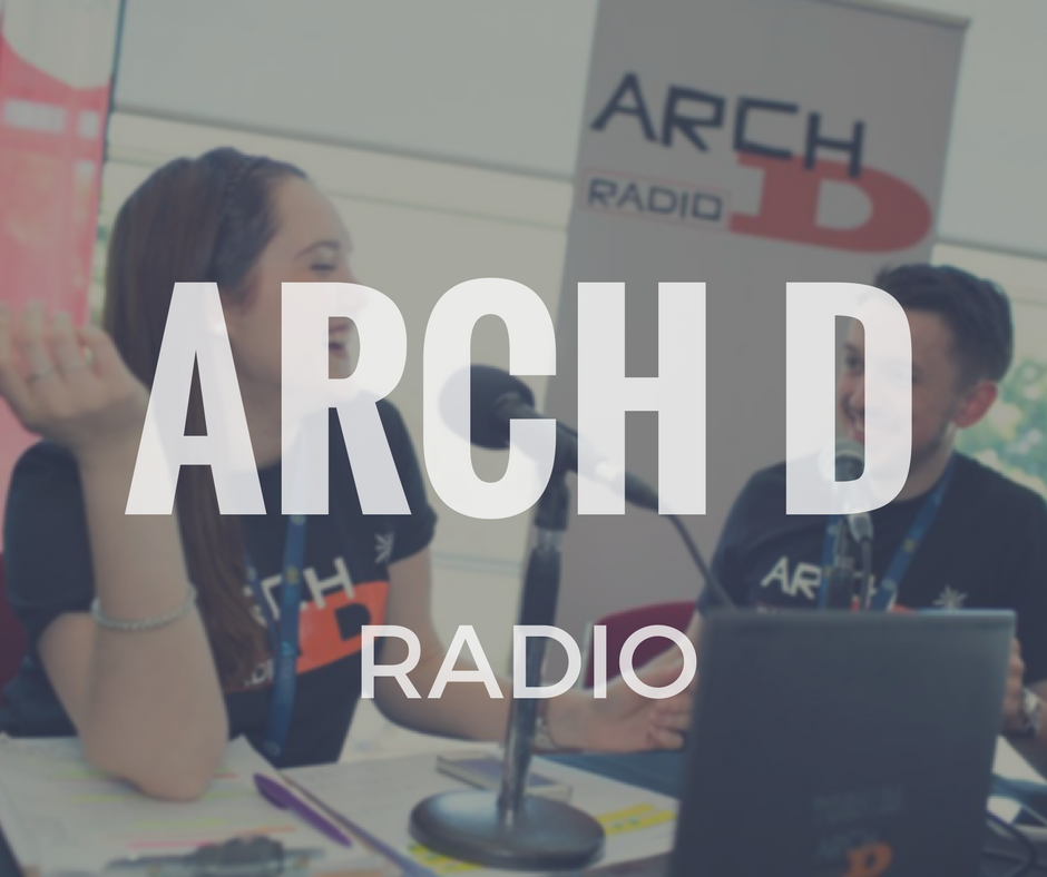 Arch D is the Catholic Youth Radio show hosted by COYYA's James Meston and his ever-growing team.  On Wednesday and Saturday nights you'll hear the latest music, news, interviews and everything worth knowing in the Archdiocese of Adelaide, co-hosted by young people from Catholic schools, youth groups and parishes.  Join James and the talented team for a show that's truly one of a kind.  Arch D airs every Wednesday at 9pm and every Saturday at 10pm on 107.9 Life FM, or subscribe to our podcast on  iTunes  or  Soundcloud .
