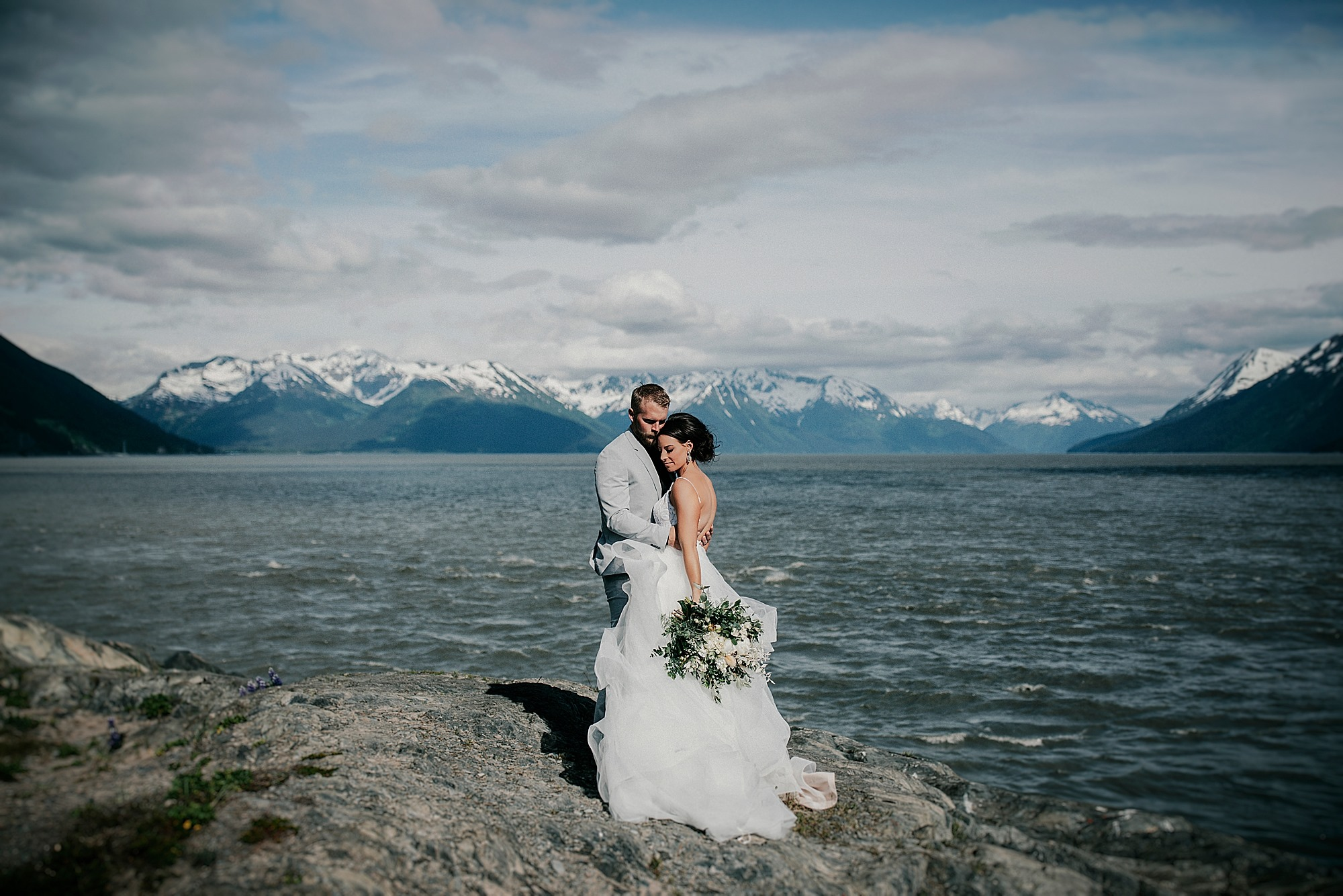 Alaska Elopement Wedding Planner