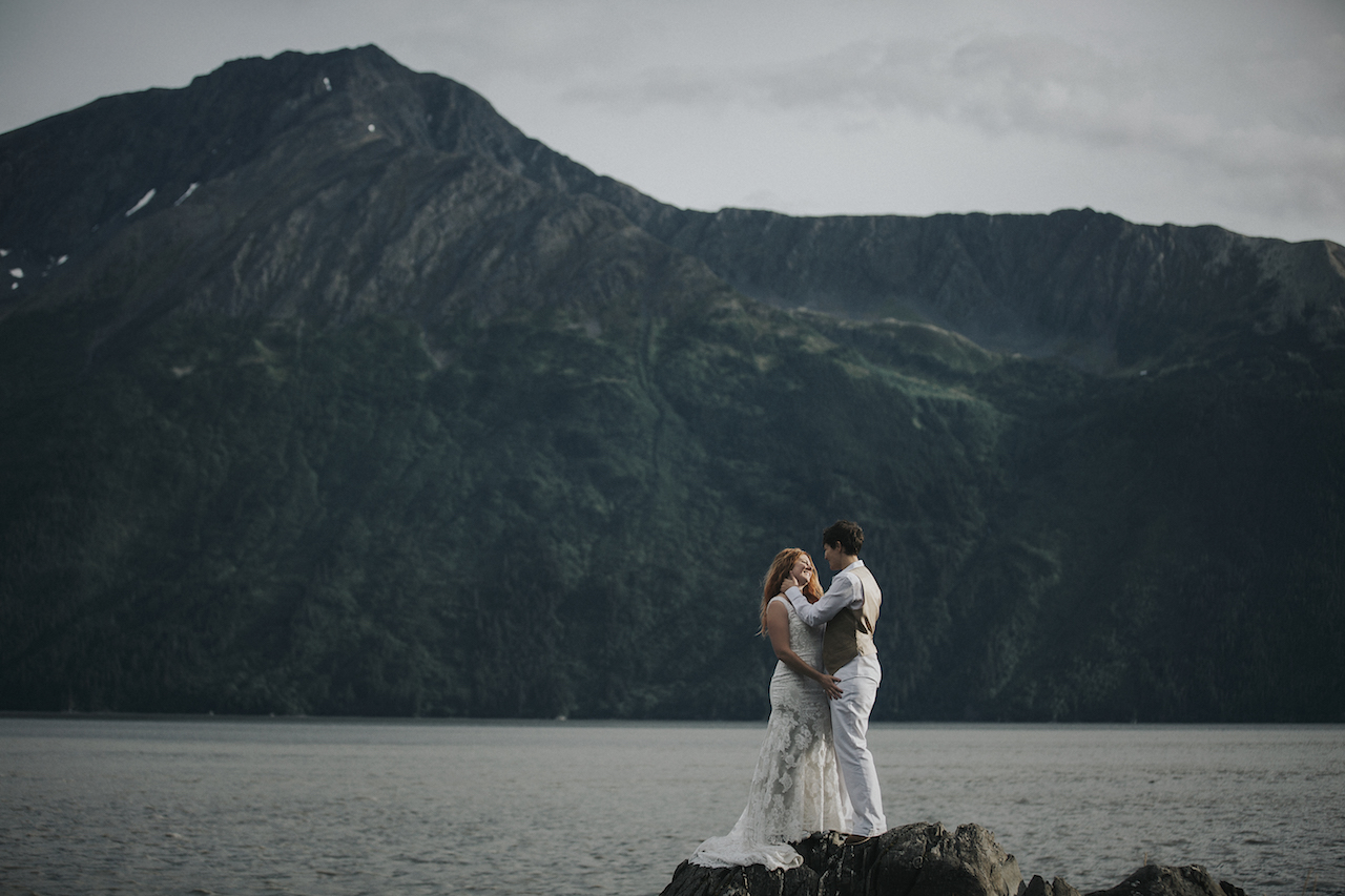 Alaska Elope Wedding Packages