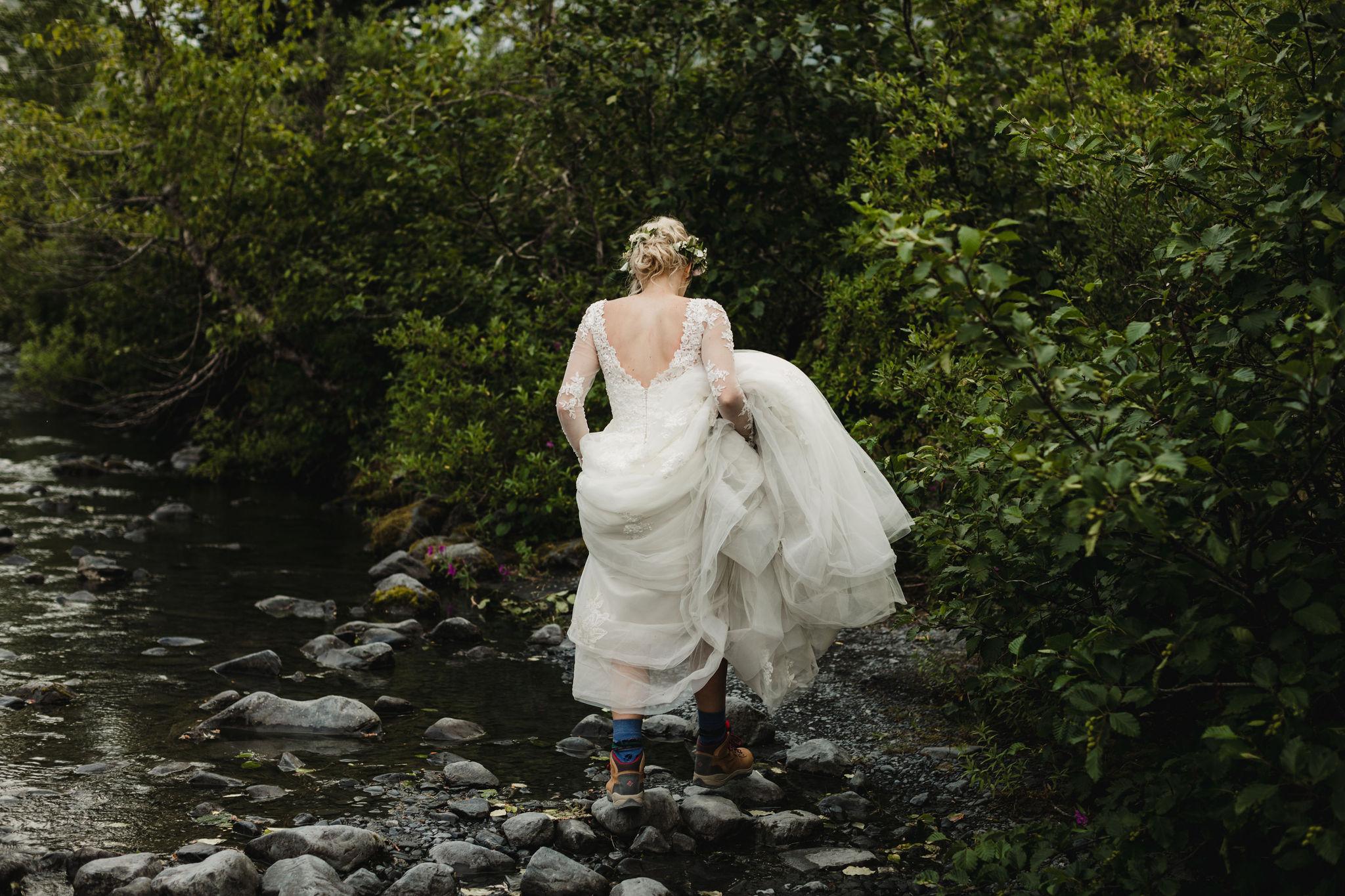 Elope to Alaska Packages Alaska Wedding