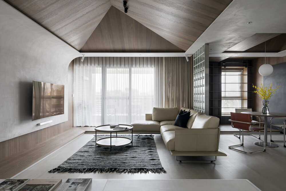 top interior designers in taipei 10 Top Interior Designers In Taipei You Should Know Roof House by Studio In2 03