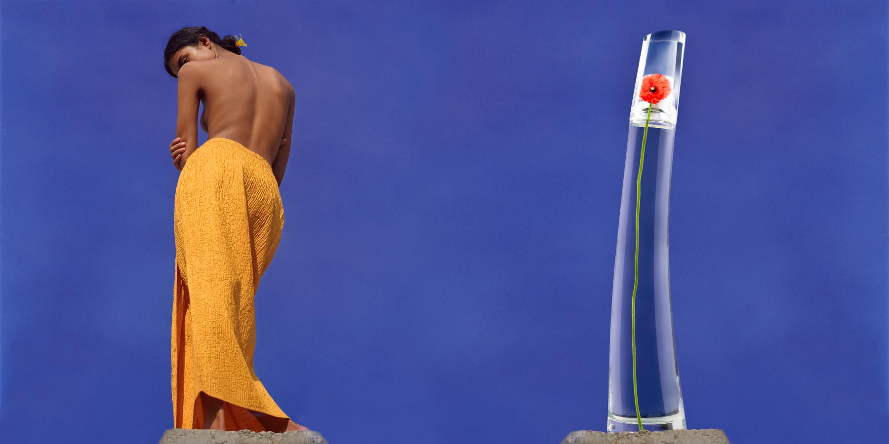 Lakshmi Menon for Kenzo