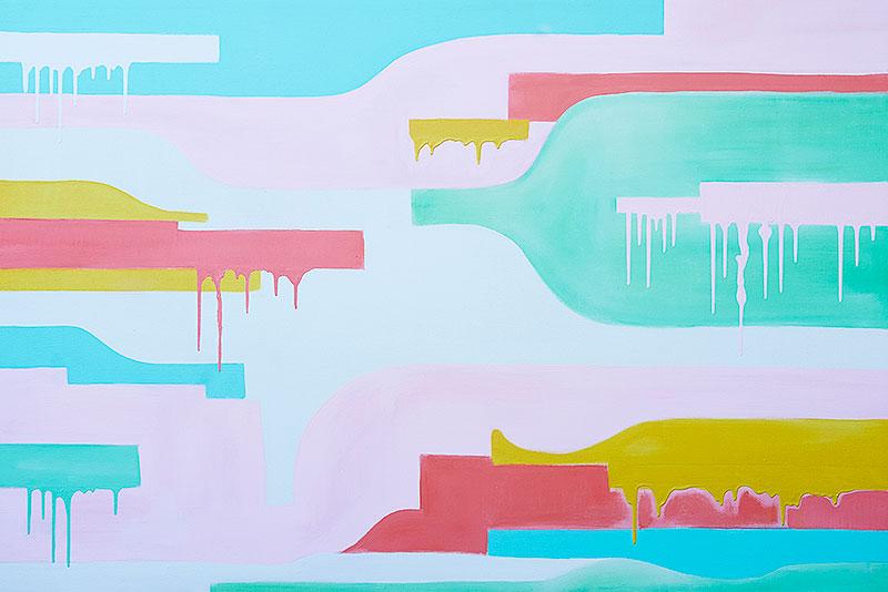 Pastel Pipelines