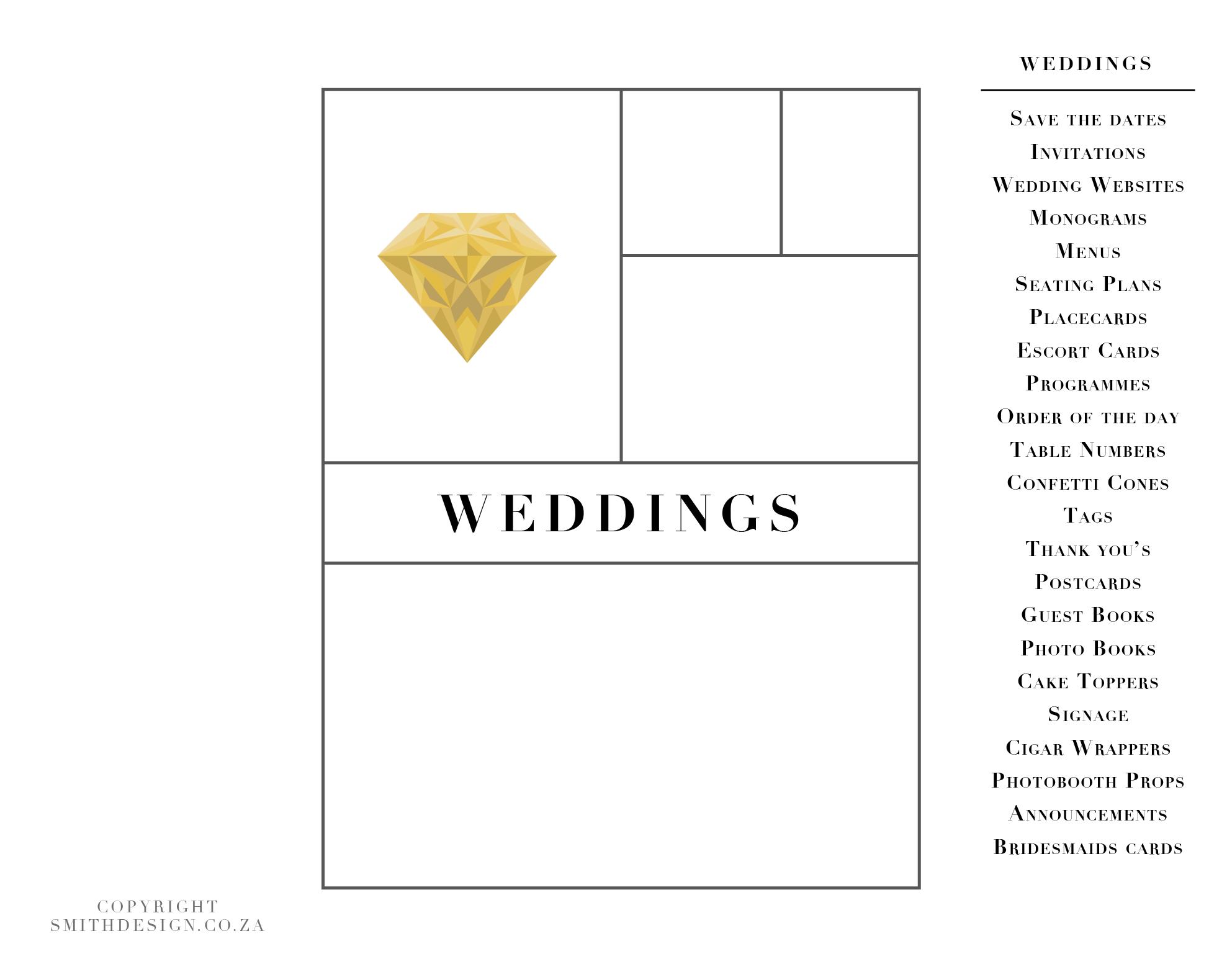 Smith Wedding Stationery