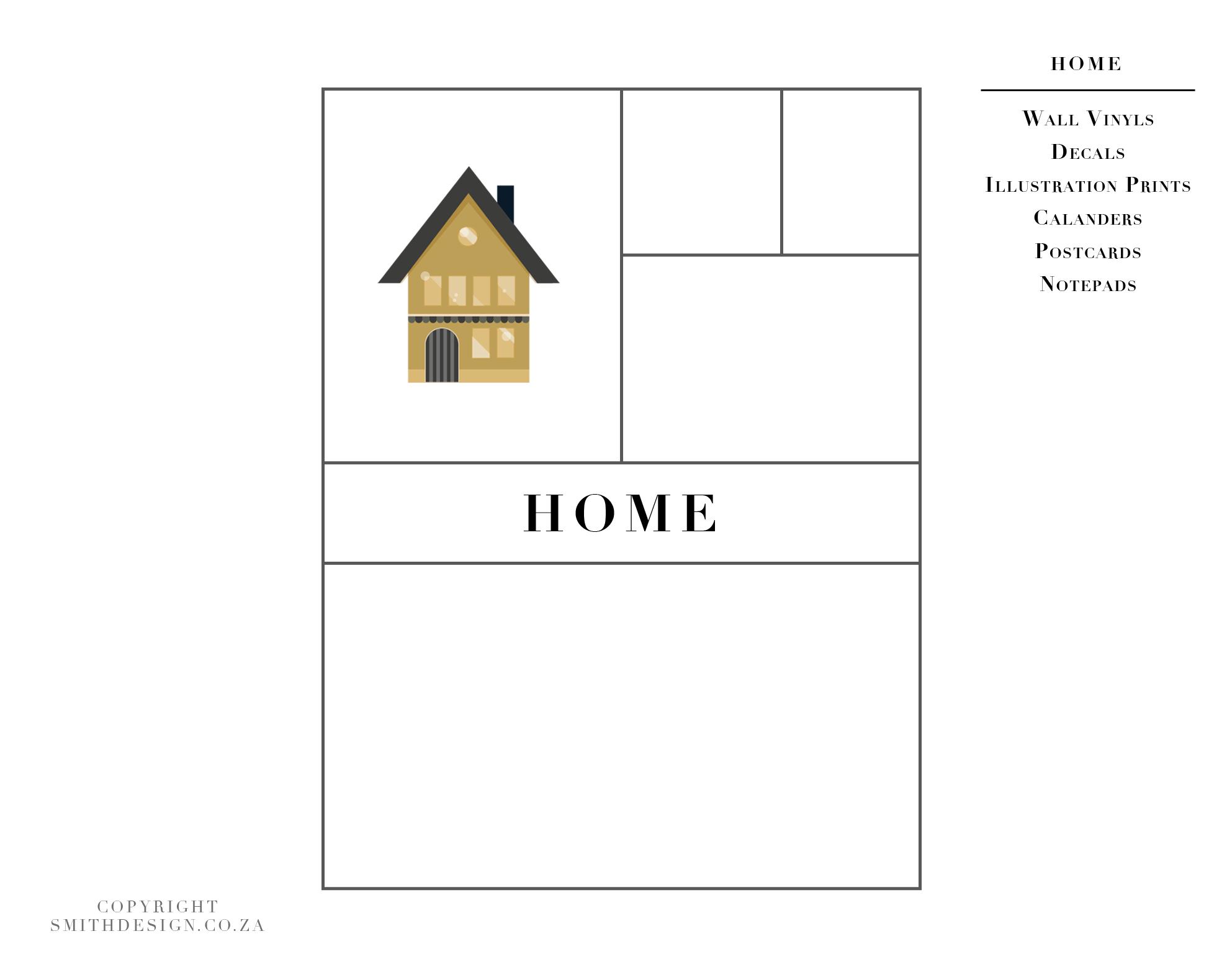 Smith Home Stationery