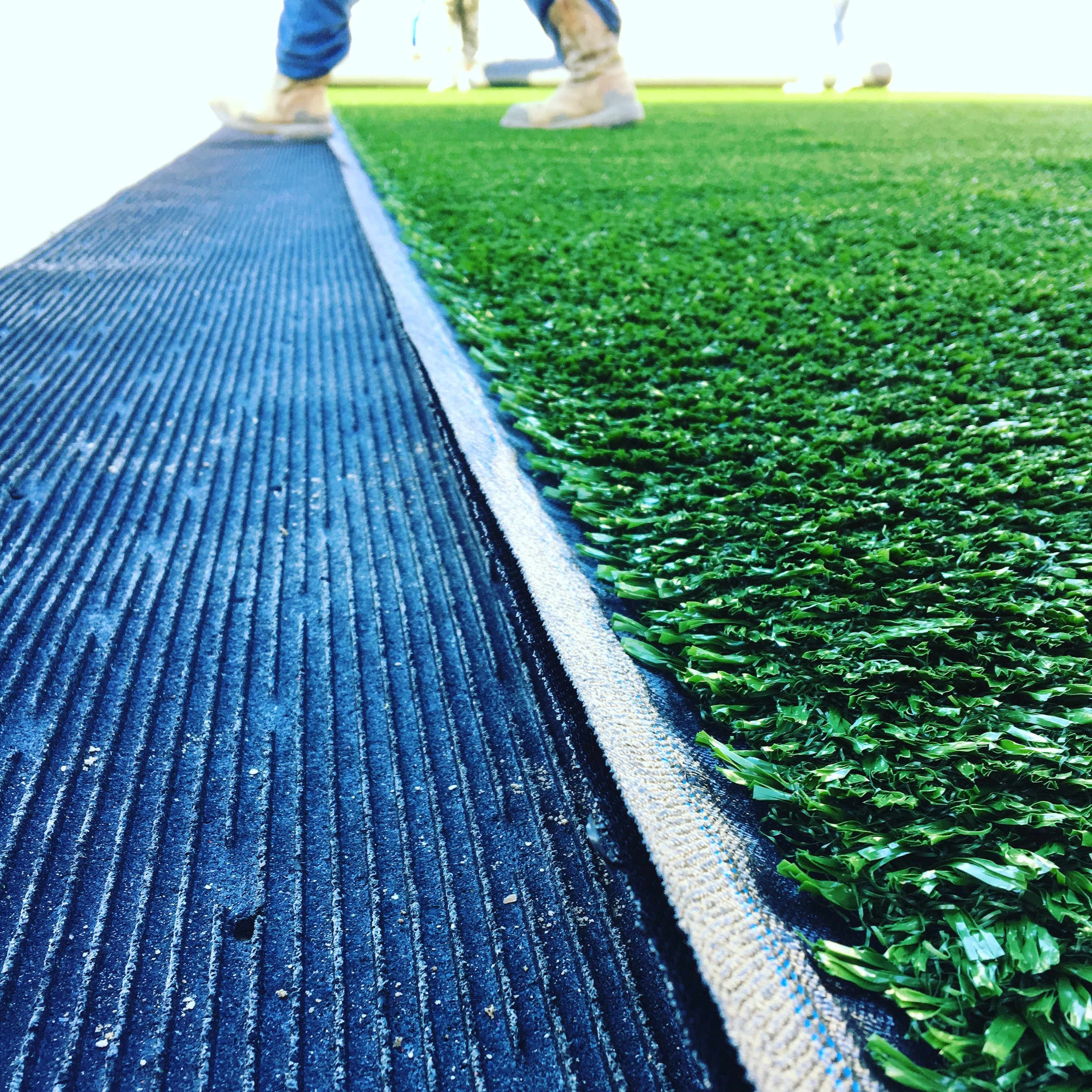Resolving the challenges associated with drainage of synthetic turf