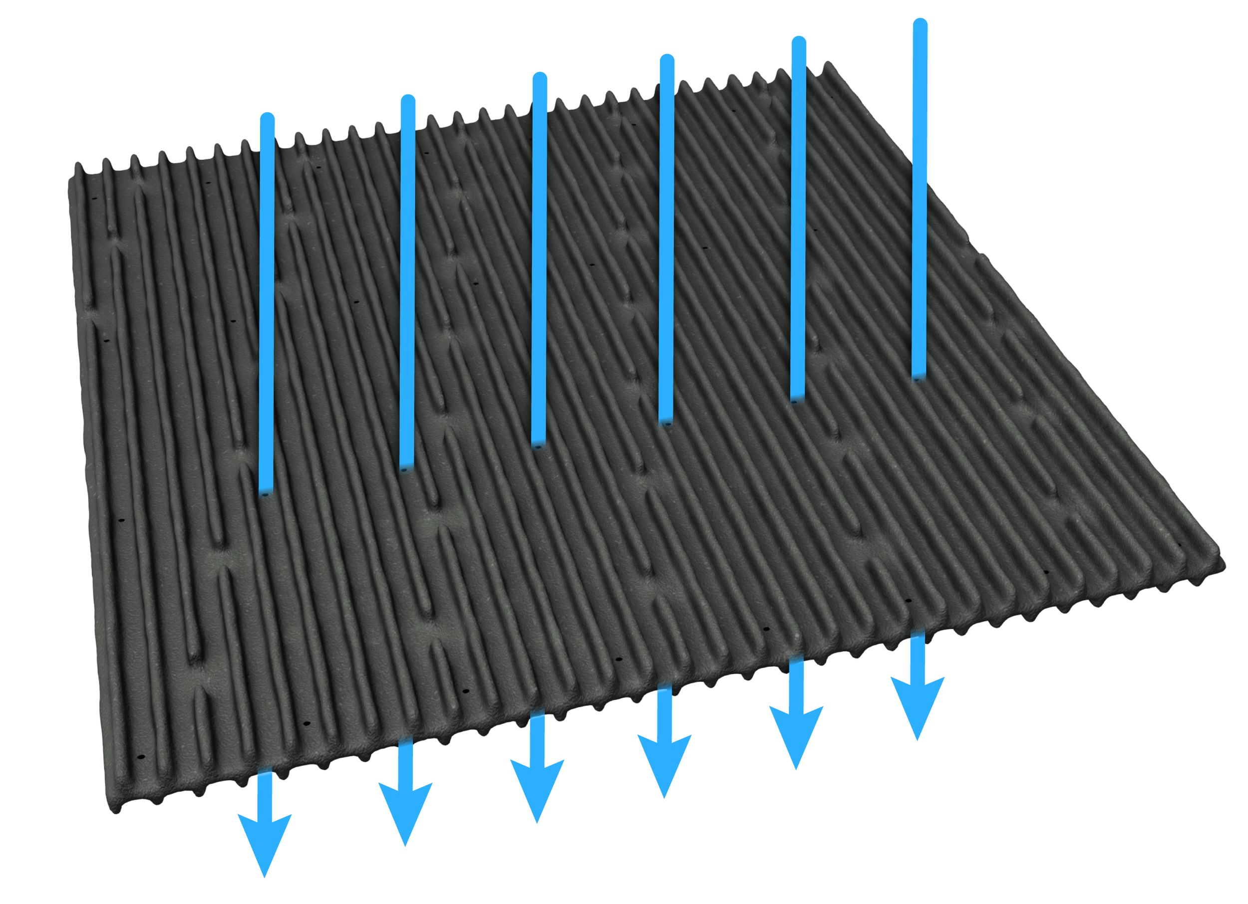 Vertical drainage