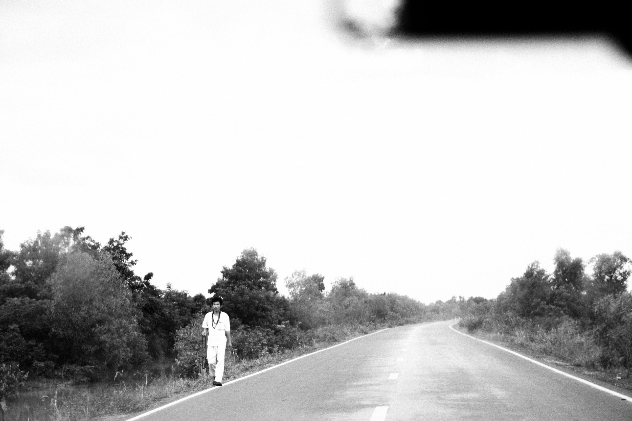 The Prayer on the Road