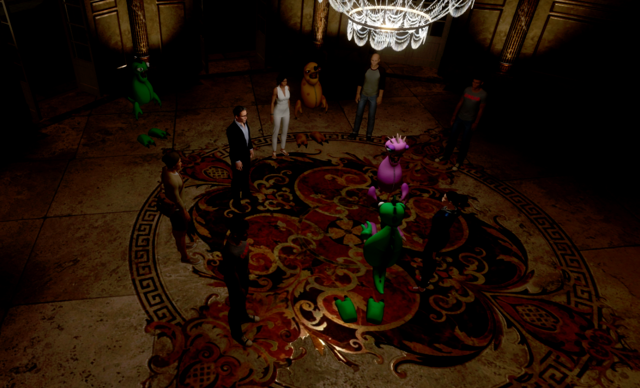 just another meet-up in sansar