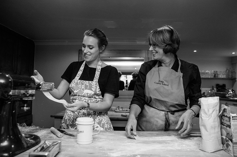 Professional Italian cookery class for two people at Rosa Italian Cookery School   Brush up on your culinary skills with this day-long Italian cookery class for two at Rosa Cookery School in Sutton Coldfield. Ingredients, lunch and a glass of wine per person all included. Value: £150