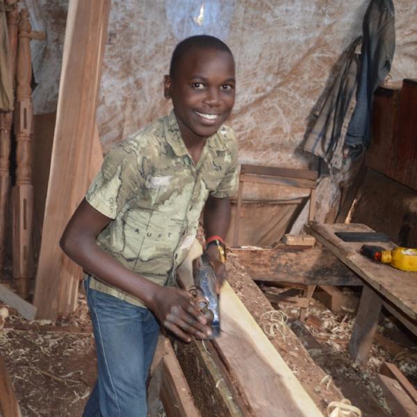 Jeremiah at work.JPG