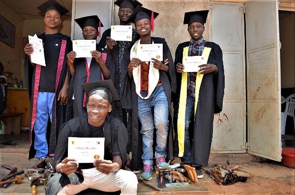 Our 2018 graduates.