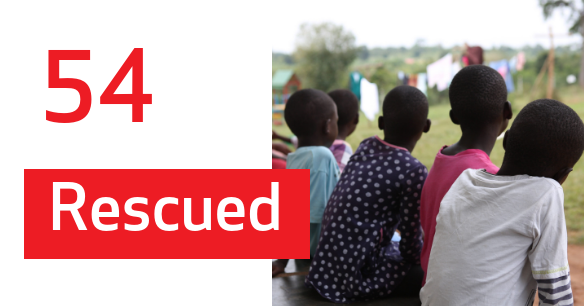 54 Children rescued since 2014.png