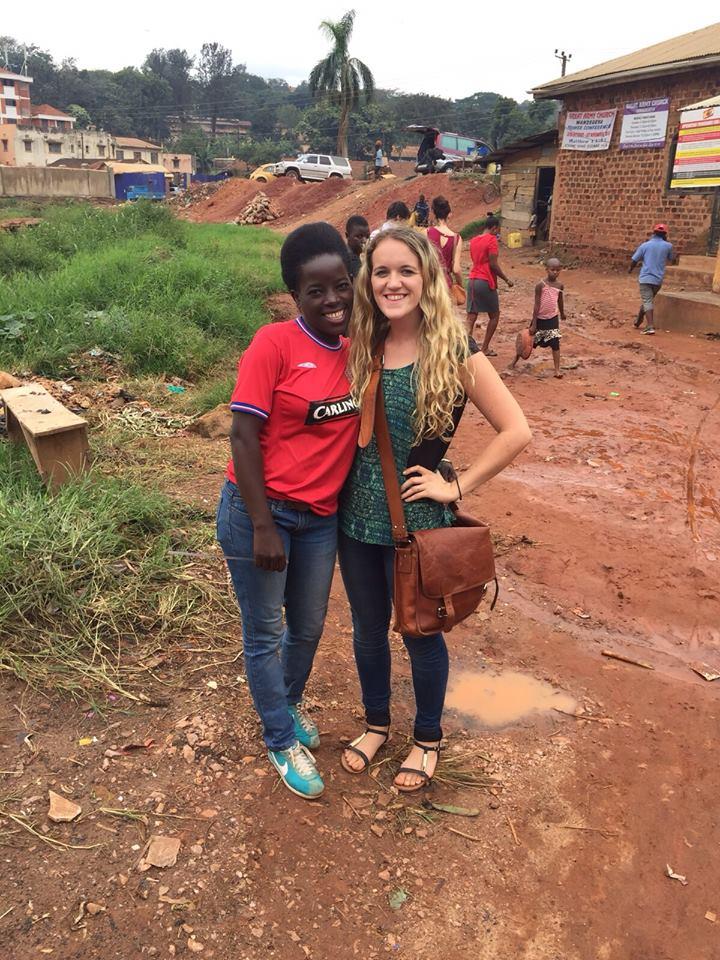 Katanga: our first slum community.