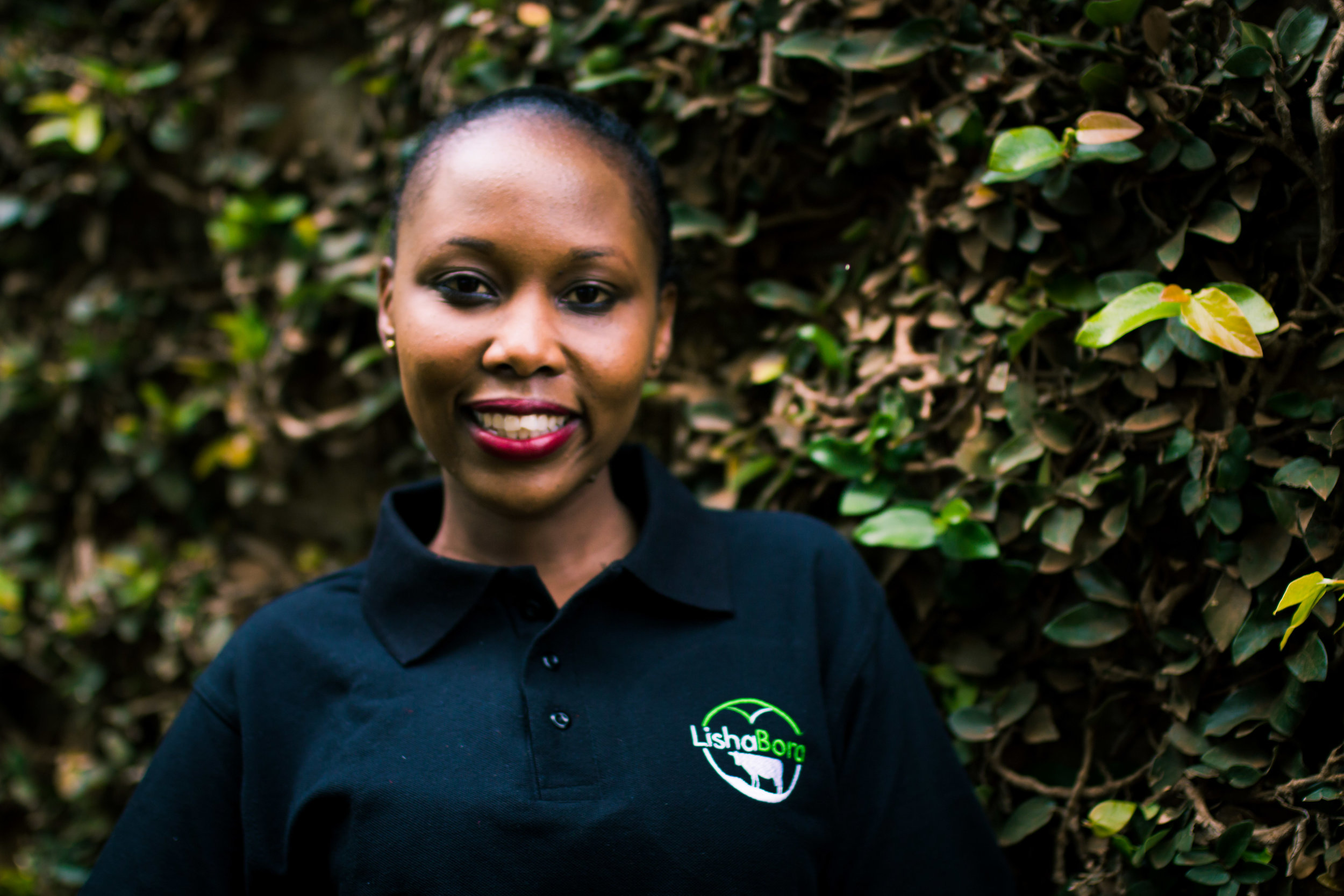VALERIE WATHIONG'O   Customer Relations Director   Valerie is an ambitious and compassionate person who builds strong relationships with LishaBora's customers to help them achieve their life goals. She holds a Bachelor's in development studies from Mount Kenya University and is experienced in managing complex projects to drive productivity improvement. She is passionate about helping others and is actively involved in community outreach programmes including capacity building and mentorship. She enjoys networking, socializing with friends and seeking out adventure in nature.