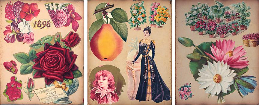 VictorianScrapbookPages
