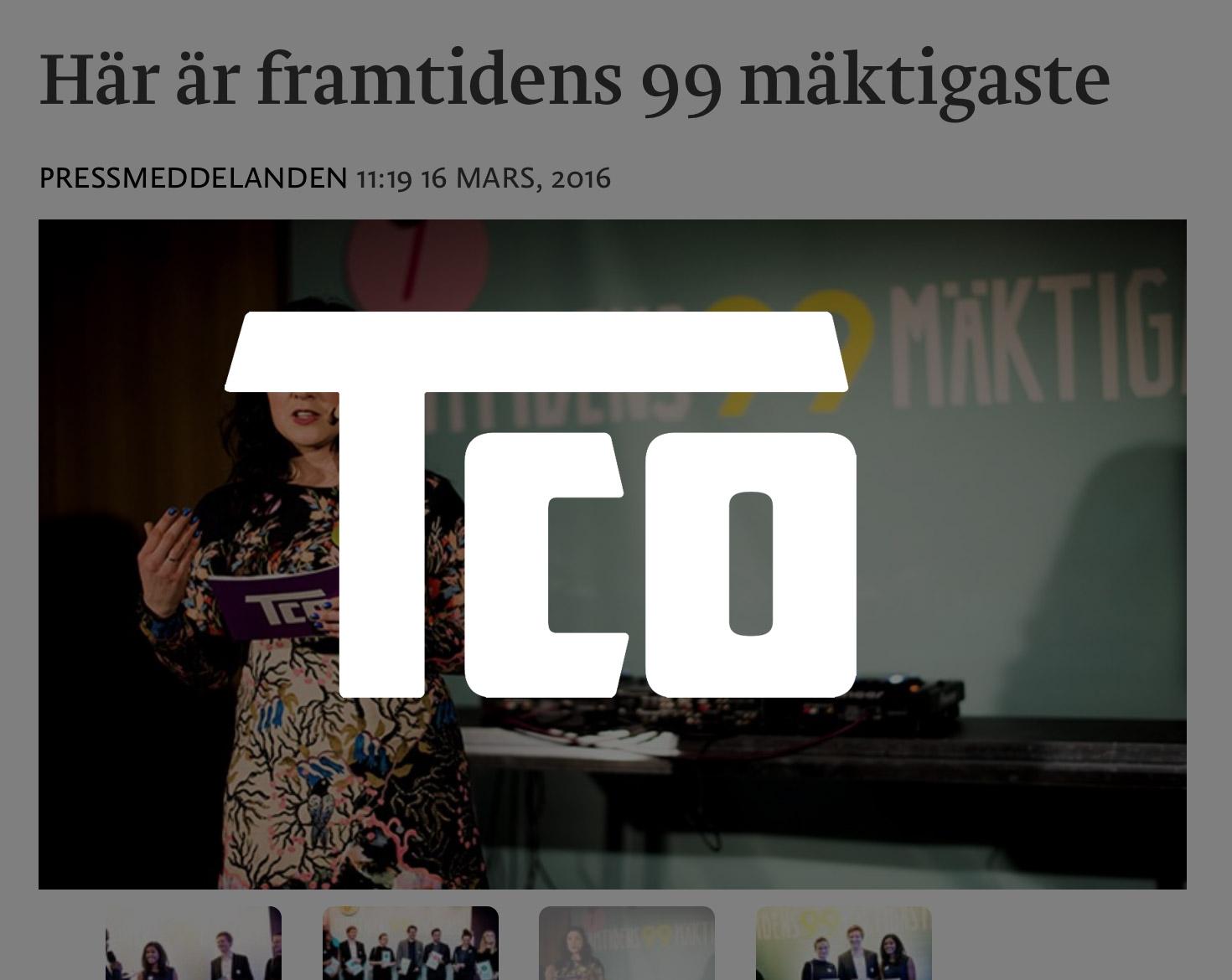 TCO (SWE)