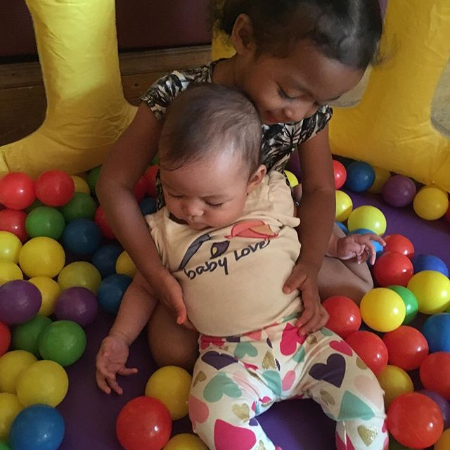 Family fun day is happening now! #bushwick #brooklyn #family #toddlers #NYC @egcbklyn