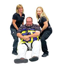 EMS Patient Lift Device