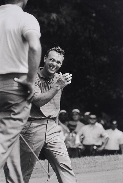 Arnold Palmer #3, Congressional CC, Bethesda, MD, 1964 U.S. Open